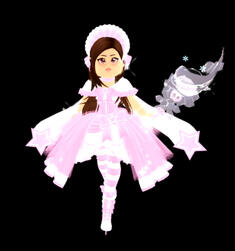 Princess Starfrost set